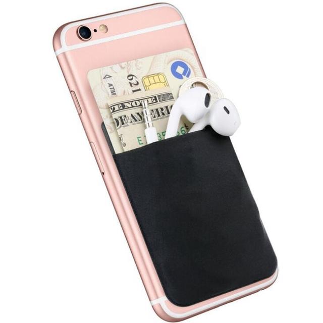 Módne praktické prenosné vrecko na mobilný telefón Cestovanie rozmer 9,9cm x 5,5 cm