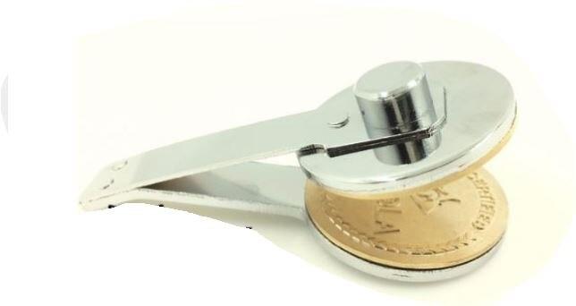 Embossing Stamp Custom Wedding Table Pliers Seal Custom Logo Stamp Paper Official Sleeve