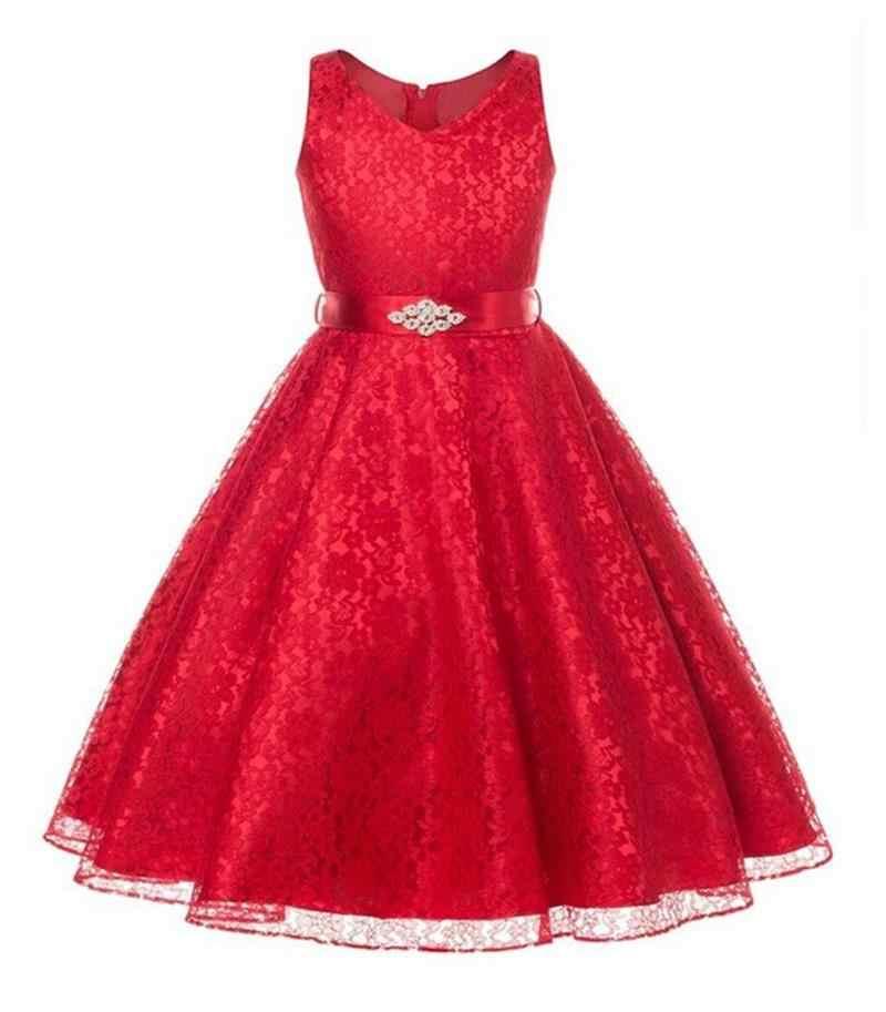 73af66e199f37f6 Рождественское свадебное платье для девочек вечернее платье праздничное  платье детское платье официальное размеры на возраст3 4