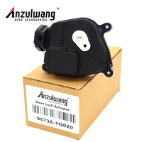 ANZULWANG 95736 1G020 5 Pins NEW Door Lock Actuator Front Right For Hyundai Accent 2006 2007