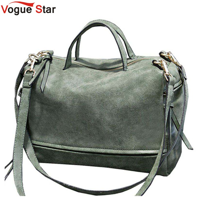 !2018 new arrive women shoulder bag nubuck leather vintage messenger bag motorcycle shoulder bags women's bag YA40-150