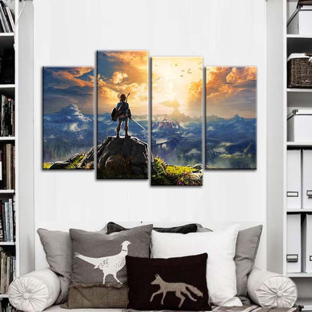 online shop modern hd printed pictures frame canvas painting poster