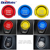 Doofoto Car Styling Engine Start Stop Button Cover Case For Bmw 1 2 3 5 Series X1 X3 X5 X6 Auto Sticker 2019 New Car Accessories discount