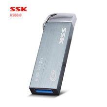 USB3.0 флеш-накопитель высокой скорости SFD223 USB 16 GB 32 ГБ, 64 ГБ и 128 ГБ 256 GB металла в деловом стиле