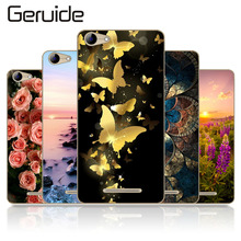 Geruide For BQ BQS-5065 Choice 5.0 Case Cover, Soft Silicone Back Cover for BQS5065 S 5065 Phone