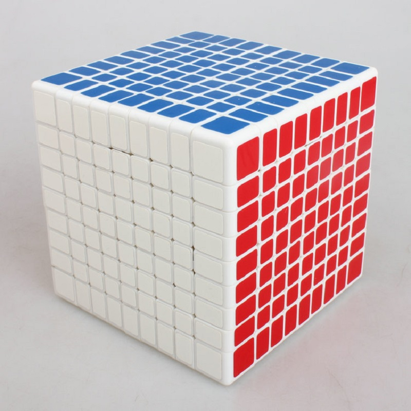 ShengShou 9x9x9 Puzzle Cube Professional PVC&Matte Stickers Cubo Magico Puzzle Speed Classic Toys Learning & Education Toy professional rubik cube speed magic cube 3x3x3 educational learning puzzle cube toy magic cubo magico