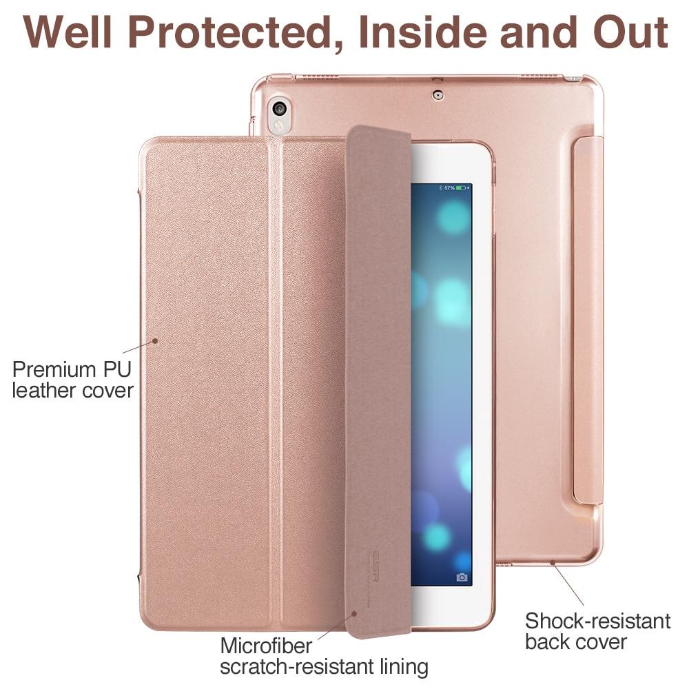 Estuche para iPad Pro 10.5 pulgadas, ESR Yippee Color PU cuero - Accesorios para tablets - foto 2