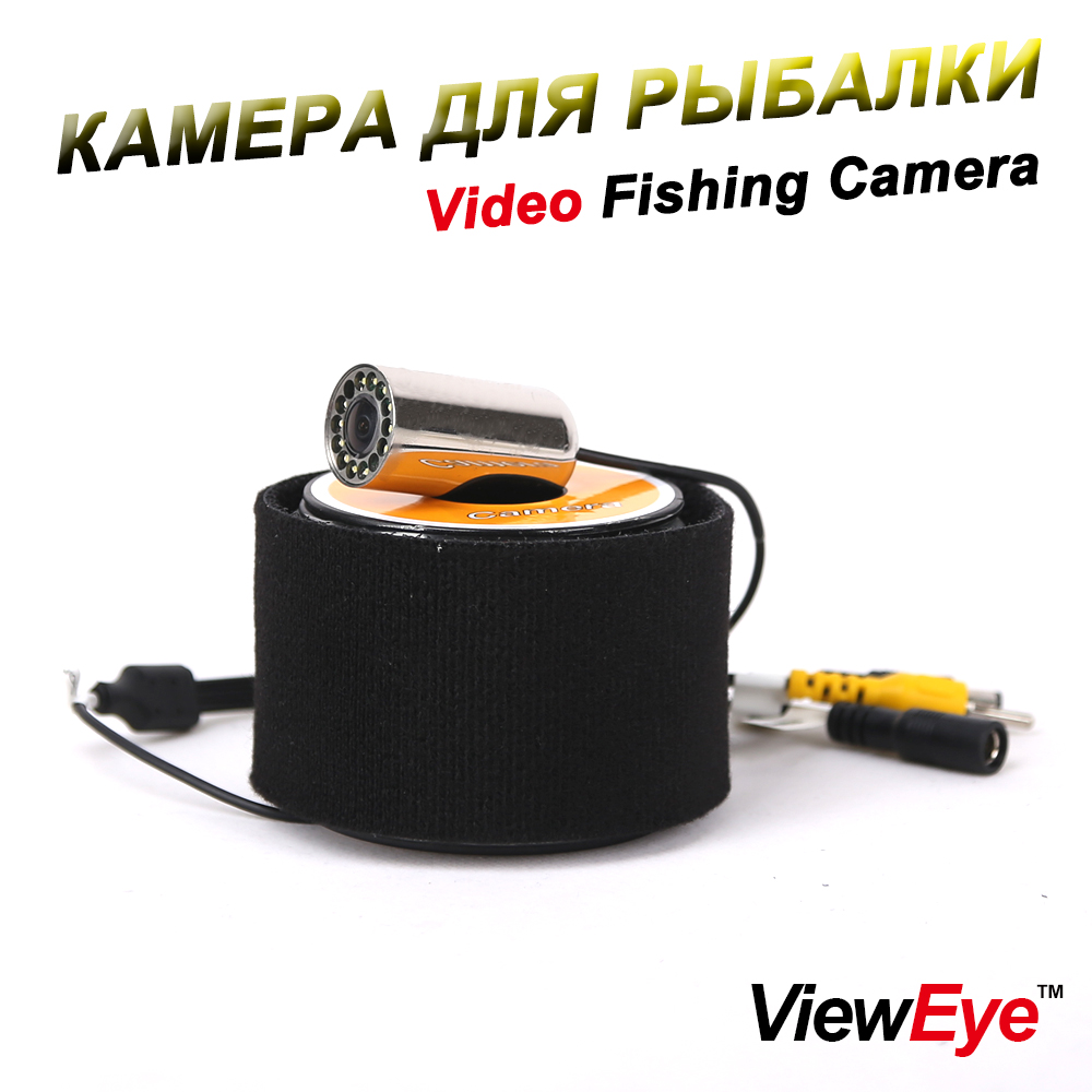 ViewEye V01S Accessories For Underwater Fishing Camera Fish Finder 12 PCS White LED or Infrared Lamp