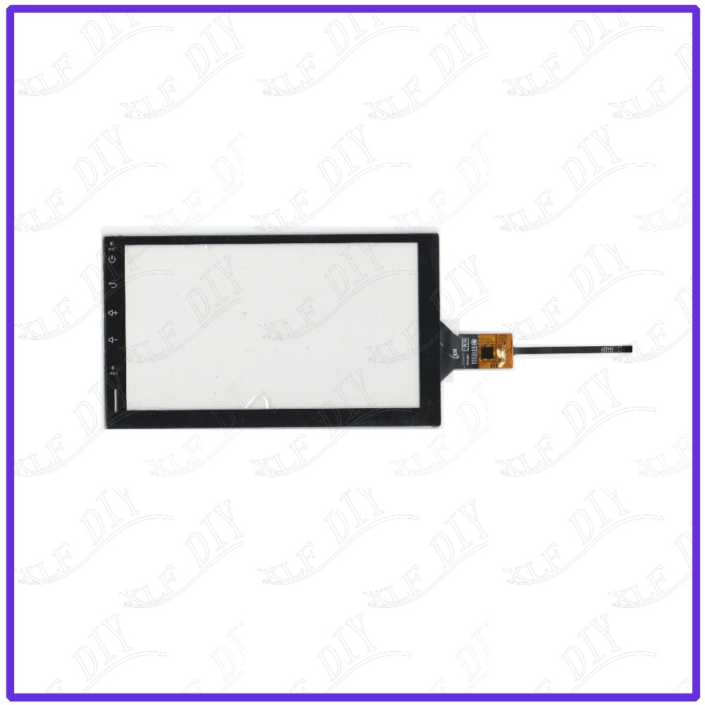ZhiYuSun For Compatible SWAT AHR-5280 New 7inch  Capacitive Esolution Glass Sensor Free Shipping GT911 Compatible