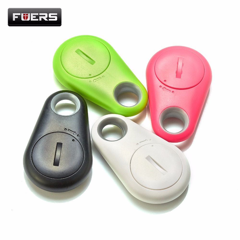 Image 2 - Fuers Pets Smart Mini GPS Tracker Anti Lost Alarm Waterproof Bluetooth Finder Tracer Child Wallet Keys Kid Bag Locator for Phone-in Anti-Lost Alarm from Security & Protection