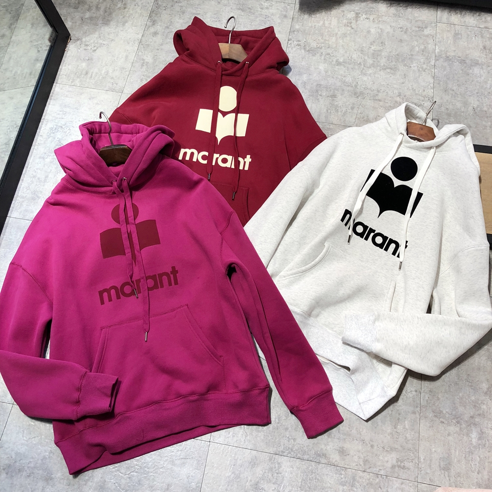 2018 Women Oversized Lounge ready Style Hooded Cotton Sweatshirt Hoodie With Dropped Shoulders & Front Logo & Kangaroo Pockets-in Hoodies & Sweatshirts from Women's Clothing