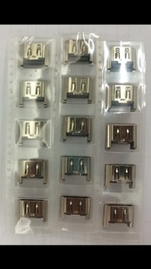 Image 1 - Ücretsiz kargo 10 adet Playstation 4 için PS4 HDMI Port soket arabirim konektörü
