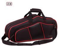 Lightweight Back Shoulder E flat Alto Saxophone Bag Case Soft Backpack Luggage Portable