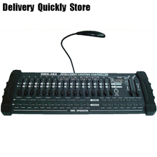 Showtime 384 dmx master controller professional 512 console stage equipment good use for DJ disco party led moving head