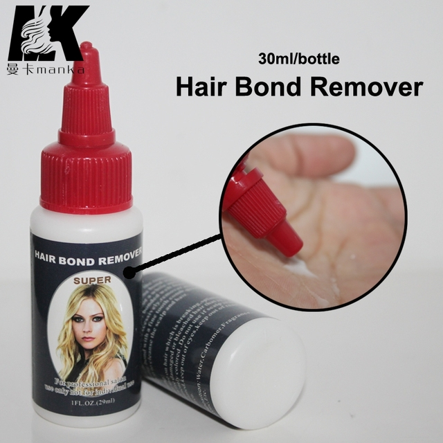 1 Bottle Super Bond Remover On Sale Hair Extension Tools Used To