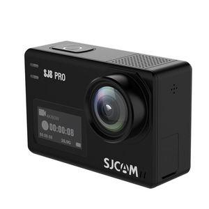 Image 4 - SJCAM SJ8 Pro SJ8 Serie 4K 60FPS WiFi Fern Helm Action Kamera Ambarella Chipsatz 4 K/60FPS Ultra HD Extreme Sport DV Kamera
