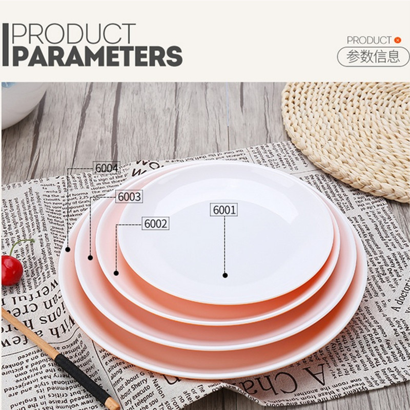 New A5 imitation porcelain Dinner Plates Hotel Dining Kitchen Dessert Dishes dinner Sushi Stylish Tableware-in Dishes u0026 Plates from Home u0026 Garden on ...  sc 1 st  AliExpress.com & New A5 imitation porcelain Dinner Plates Hotel Dining Kitchen ...