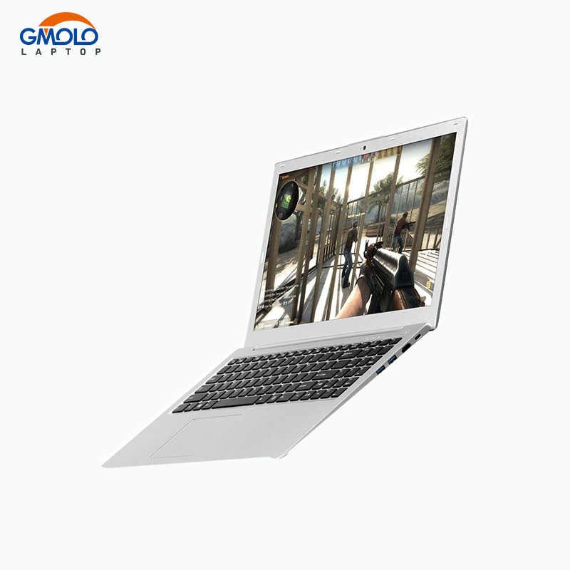 Gmolo 15.6 Inci Laptop Komputer Inti I7 6500U Didedikasikan Grafis 8GB RAM 256GB SSD + 1TB HD Ultrabook Notebook
