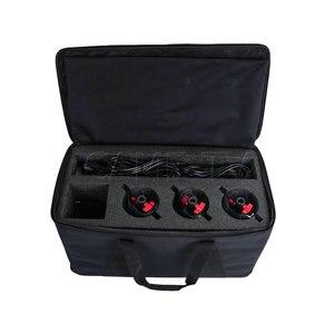 Image 4 - 3 uds. CAME TV Boltzen 30w Fresnel sin ventilador LED enfocable Kit bi color con soportes de luz