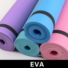 4mm Thick 1730*600mm EVA Yoga Mat High Quality Non Slip Carpet Mat For  For Beginner Exercise Fitness Gymnastics Mats