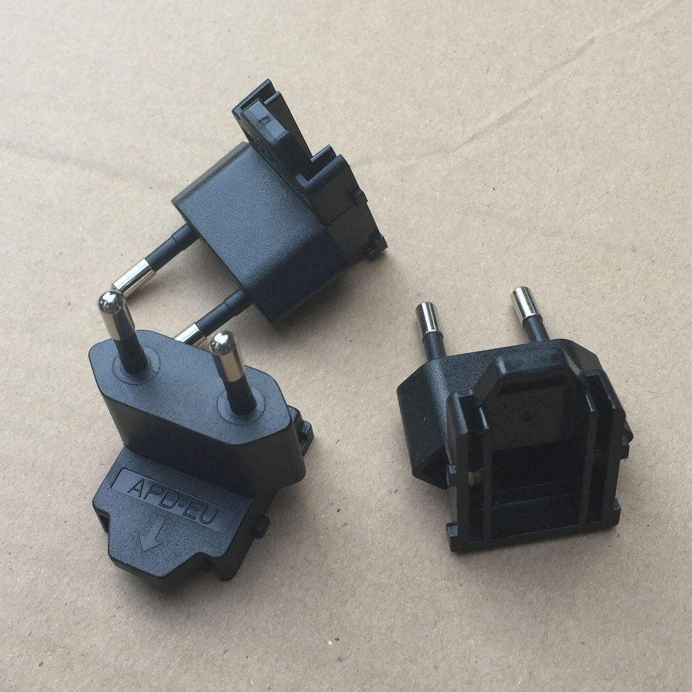 Switch-Connector Adapter Power-Supply Us-Plug For APD 2pcs/Lot