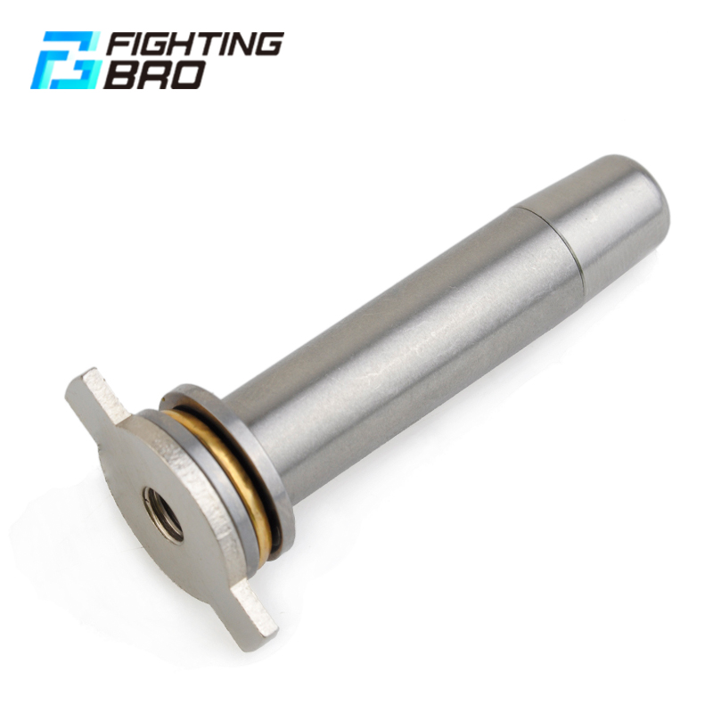 Image 1 - FightingBro Spring Guide Vortex Bearing For Gearbox Ver.3/Ver.2 M4 AK Airsoft AEG Paintball Hunting Accessories-in Paintball Accessories from Sports & Entertainment