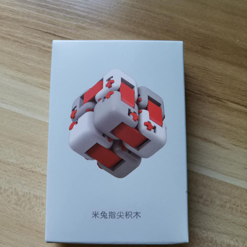 100% Original Xiaomi Mitu Spinner Finger Bricks Intelligence Toys Smart Finger Toys Portable For Fun Home Gift For Kid Play