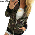 snowshine #20  Women Camouflage Jacket Coat Autumn Winter Street Jacket Women Casual Jackets free shipping