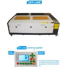 Free shipping 100w engraving machine, cutting plexiglass, acrylic, MDF, etc. 1390 laser and machine