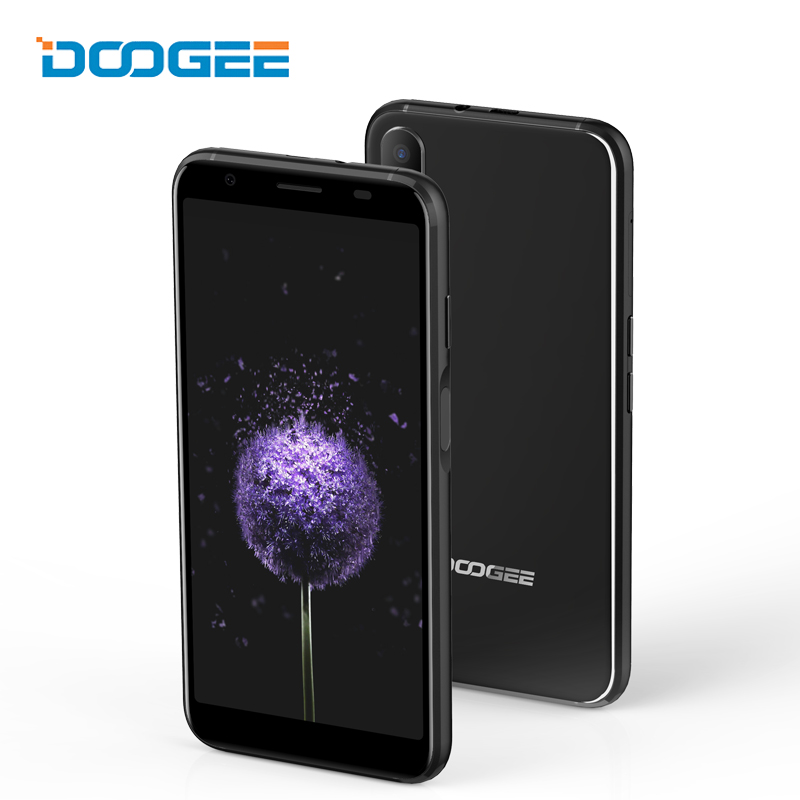 DOOGEE X55 Mobile Phone 5 5 Inch 1GB RAM 16GB ROM Android 7 1 Quad Core
