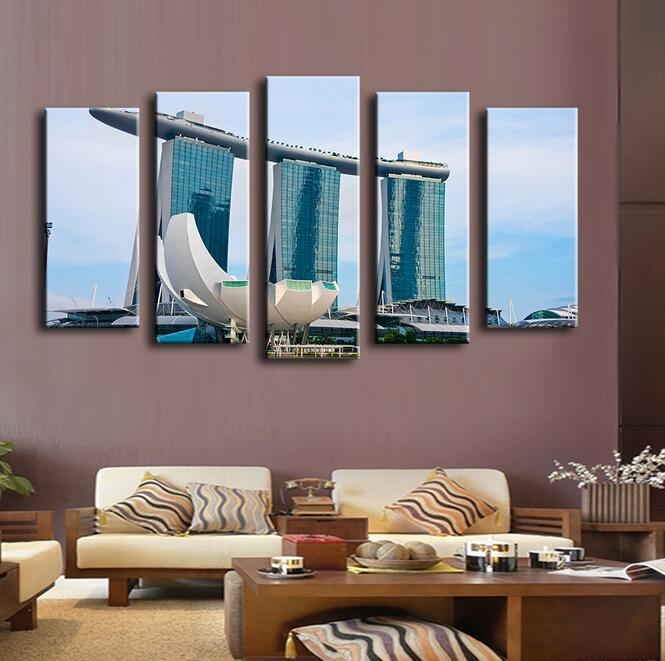 booking pool casino singapore wall for home decor oil painting wall art canvas wall picture - Home Decor Singapore