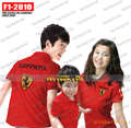Семейные сопоставления футболки спортивная одежда отложным воротником футболка папа и сын одежда семья clothing бренд дизайнерской одежды