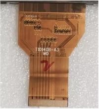10,1-zoll 1024*600 tablet hd lcd-bildschirm T10140B-A3 WD kostenloser versand