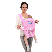 Infant Baby Carrier Kangaroo Multifunction Newborn Soft Breathable Adjustable Hip Seat 0-36 Months Newborn Baby Carrier недорого