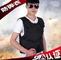 Lightweight Kevlar body armor invisible bulletproof vest
