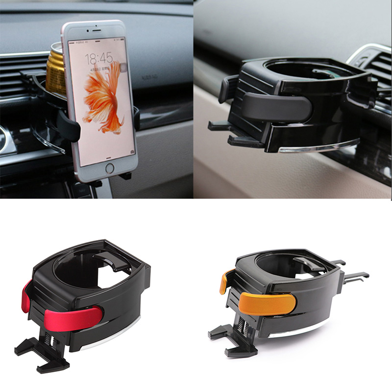 For Toyota Corolla Avensis Yaris RAV4 Hilux Auris Prius Prado Fortuner Verso Celica Vitz Supra Vios Car Drink Holder Car Styling bluetooth link car kit with aux in interface for toyota corolla camry avensis hiace highlander mr2 prius rav4 sienna yairs venza