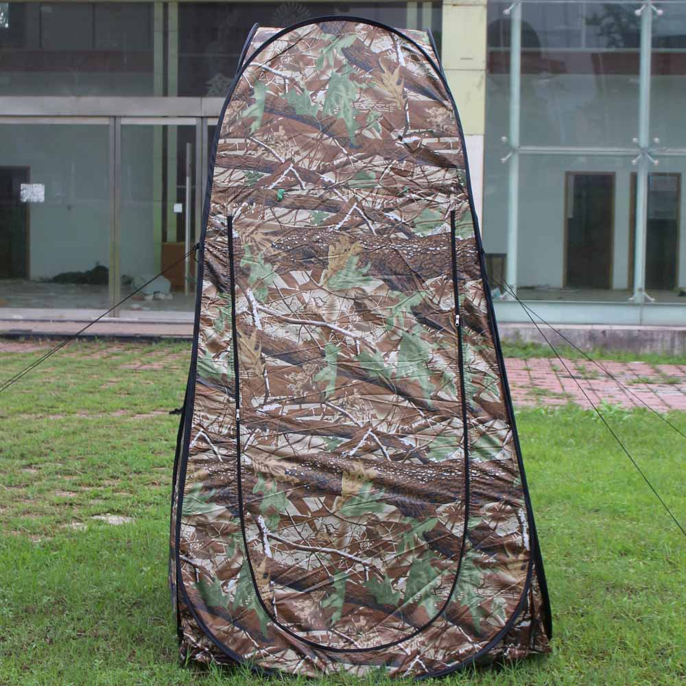 TOMSHOO Portable Outdoor Beach Fishing Camping Toilet Changing Room ...