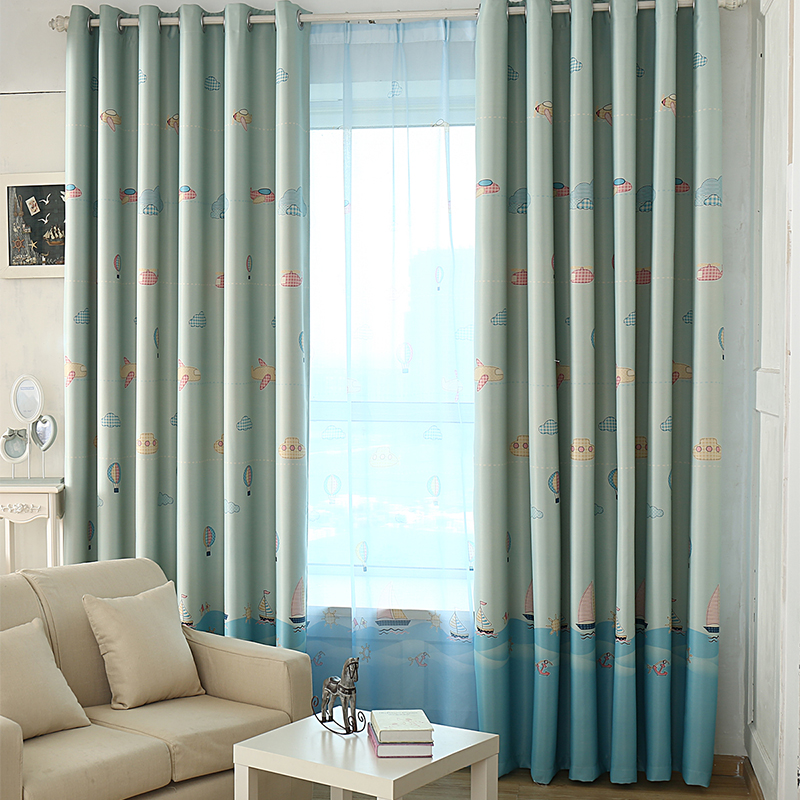 high quality boys room curtains promotion-shop for high quality