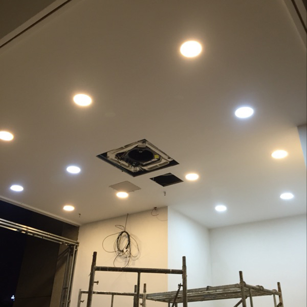 High quality 4w 9w 18w led ceiling light panel lights ac85 265v high quality 4w 9w 18w led ceiling light panel lights ac85 265v led lamps down light warmcool white for kitchen bathroom in ceiling lights from lights dailygadgetfo Choice Image
