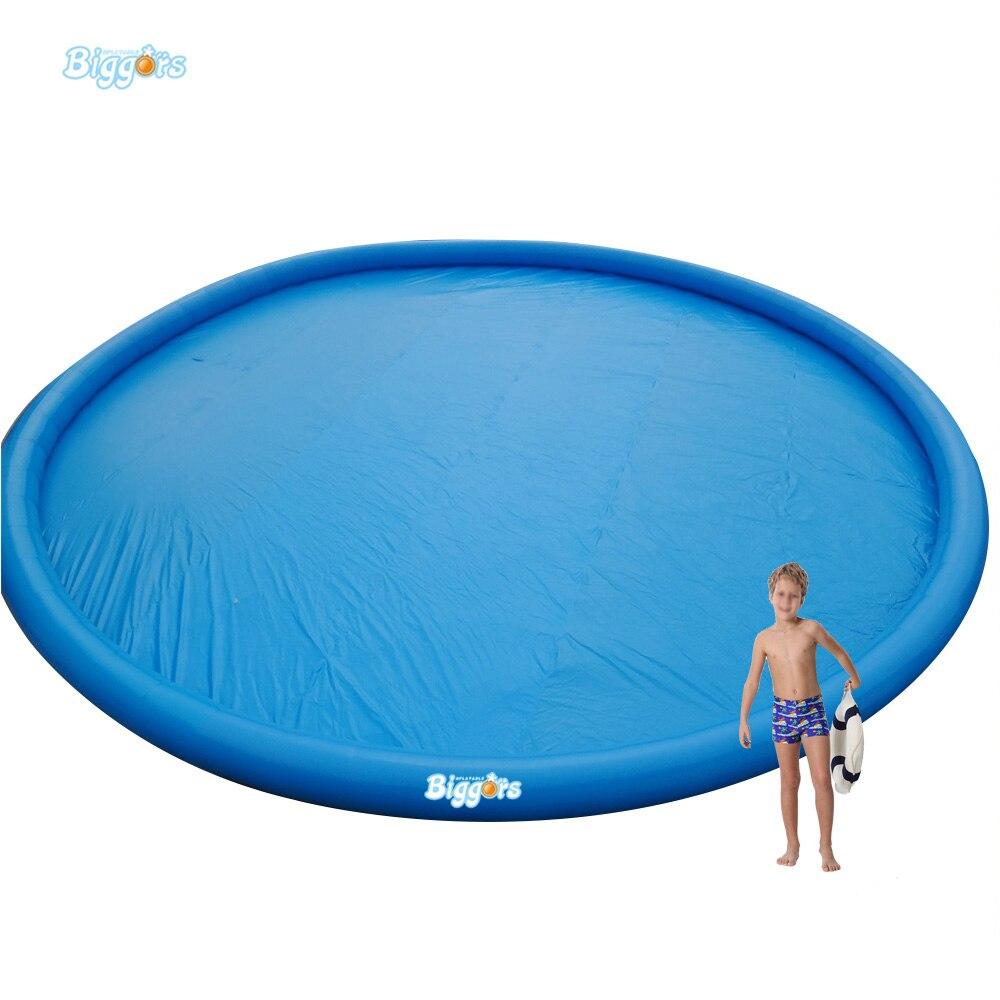 Inflatable Biggors Круглый Надувной Бассейн Для Воды Парк Велосипедов
