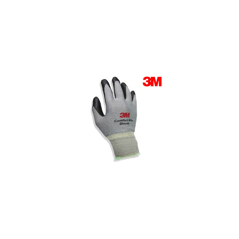 3M Work Gloves Comfort Wear-resistant Slip-resistant Gloves Anti-labor Safety Gloves Nitrile Rubber Gloves Large Size G9311 free shipping abrasion king nitrile labor work gloves hanging plastic adhesive anti slip wear cut