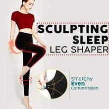Скульптуры сна ног формирователь брюки гетры женщин тело Формирователь белье для похудения и коррекции фигуры ноги сексуальные бедра контроль макияж инструменты