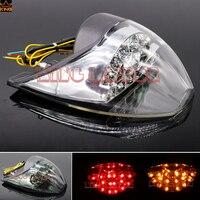 For KTM 990 SUPER DUKE 2007 2012 Motorcycler Integrated LED Tail Light Turn Signal Blinker