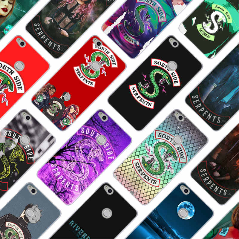 MLLSE Riverdale South Side Serpents style Case Cover for Huawei NOVA 3 3i 4 Honor V20 8X 8A 7A Pro 7X 7C 7i 8 9 10 Lite Play Hot