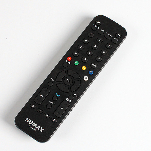 US $2 59 | Remote Control For HUMAX Receiver RM G03 RM G01 RM G08 RM G09  G03 Directly Use-in Remote Controls from Consumer Electronics on