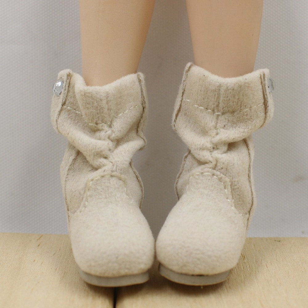 Neo Blythe Doll Winter Boots 1