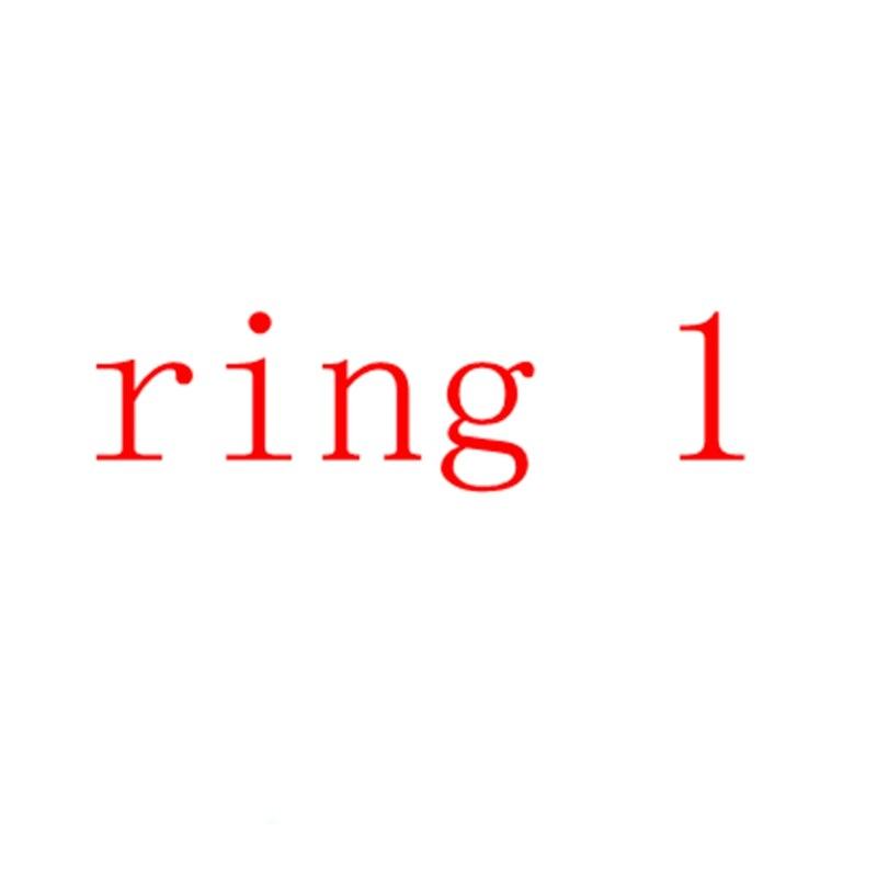 Gzjy hermoso lindo simple ZIRCON Champagne oro color anillo para las mujeres pago personalizado 1