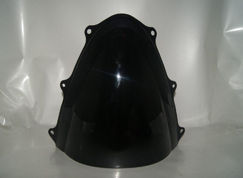 Motorcycle Double Bubble Windscreen Windshield Shield Screen For SUZUKI GSXR600 GSXR750 GSXR 600 750 2011 2012