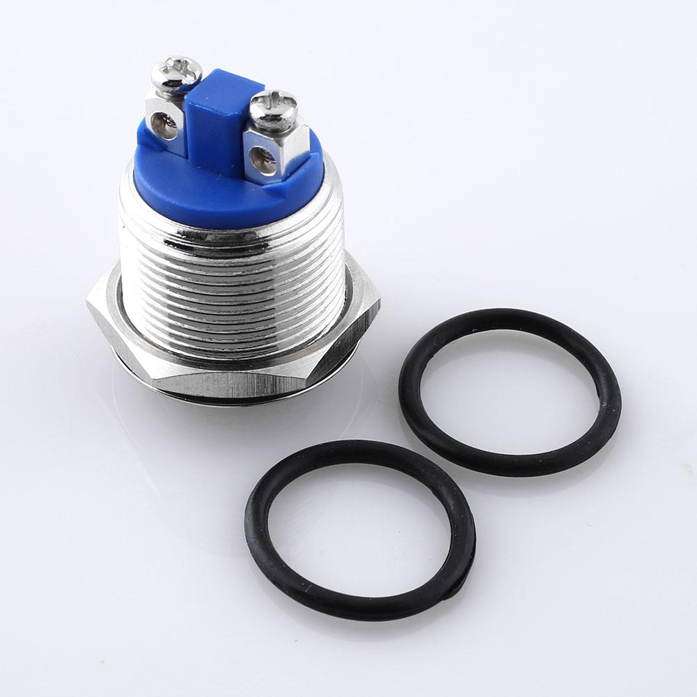 Vehemo 12v Push Button Switch Start Momentary On Off For Auto Car Is Using A To Power Ignition And Horn In Switches Relays From Automobiles Motorcycles