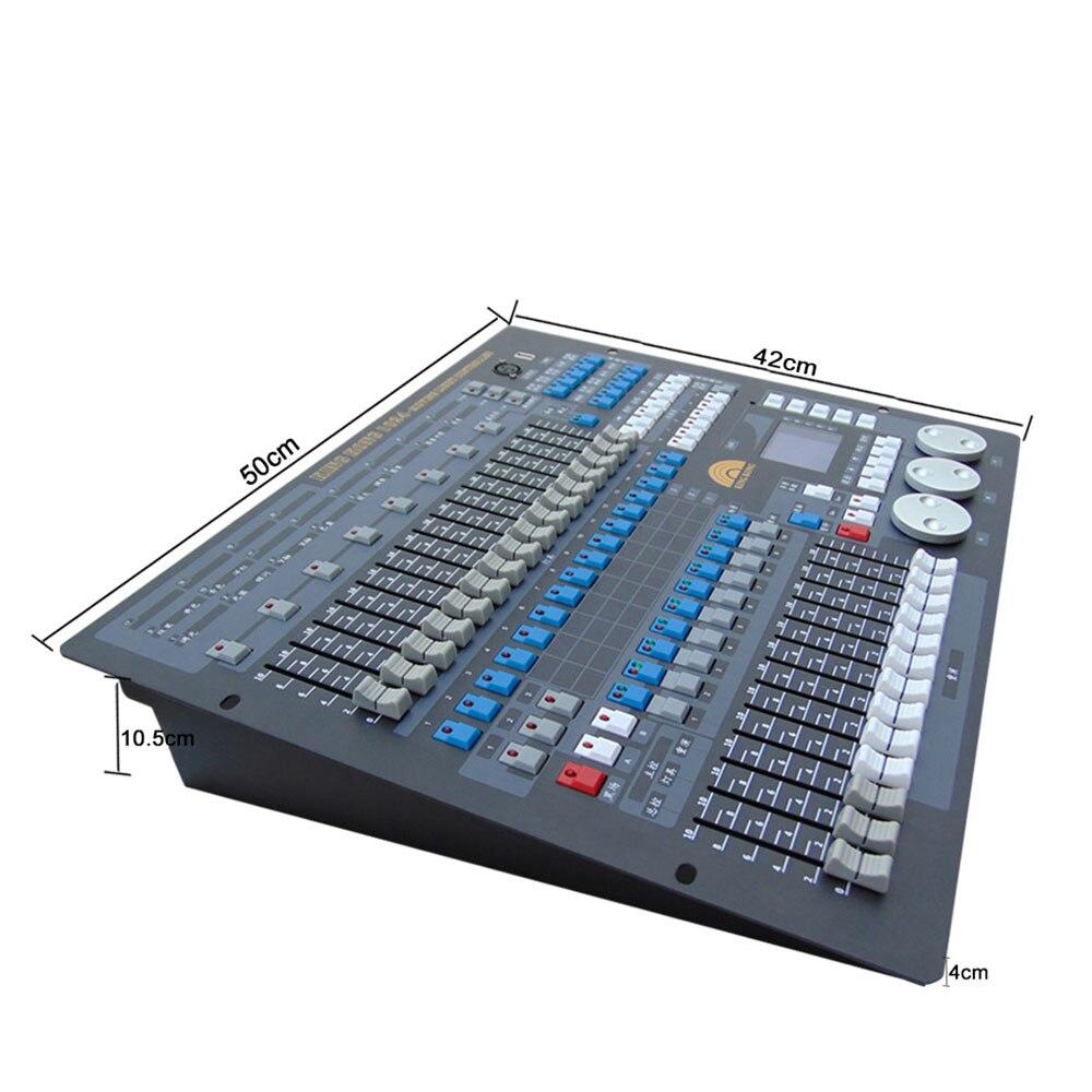 Norme internationale 512 contrôleur dmx 512 contrôleur de lumière principale mobile 10 pièces/lot - 4